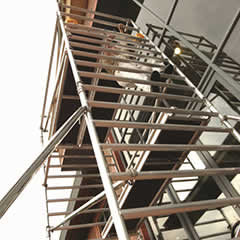 Scaffold Hire London